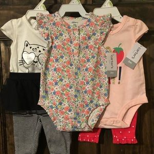 Carters baby outfits 3months